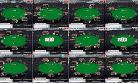 Volume e retorno no poker: quantas telas se deve jogar simultaneamente