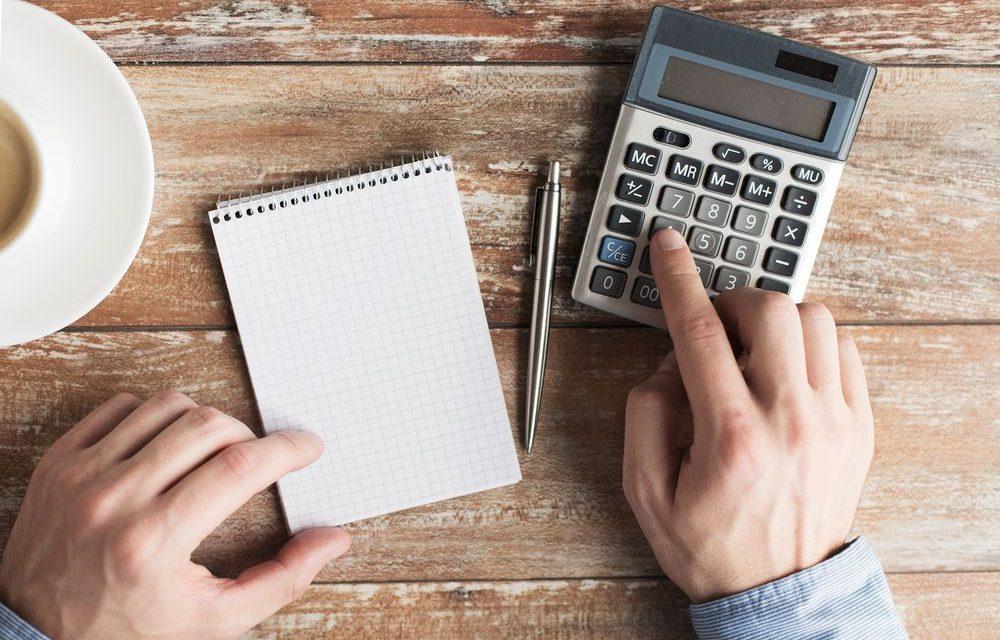 Como declarar dinheiro de apostas na calculadora