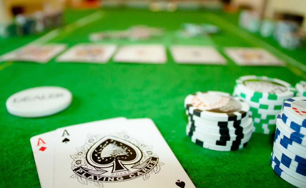 Poker foi legalizado no brasil
