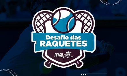 Desafio de Raquetes: Dia #02