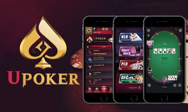 UPoker: conheça o aplicativo de clubes e ligas online